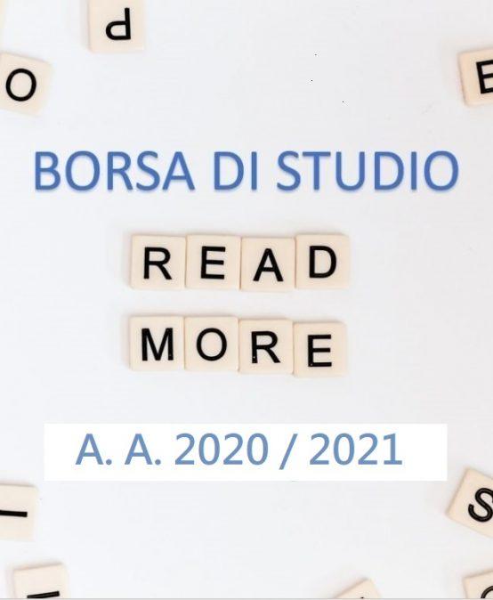 Comunicazione requisito di merito primo anno – a.a. 2020/2021