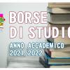 Pubblicazione graduatorie provvisorie Borse di Studio matricole A.A. 2021/2022