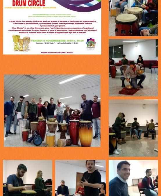 Drum Circle, il linguaggio oltre la parola