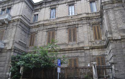 Ex istituto nautico di Bari: visita della Commissione trasparenza del Comune di Bari