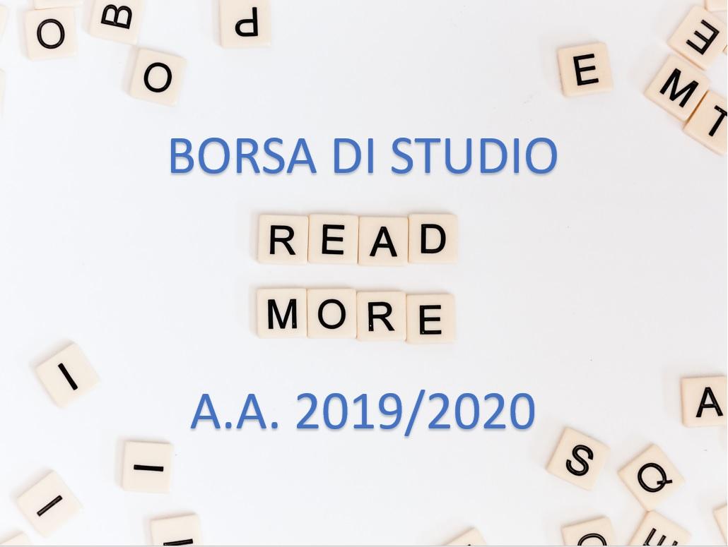 Comunicazione requisito di merito primo anno – a.a. 2019/2020