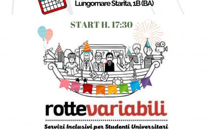 Studenti diversamente abili. Un evento a Bari.