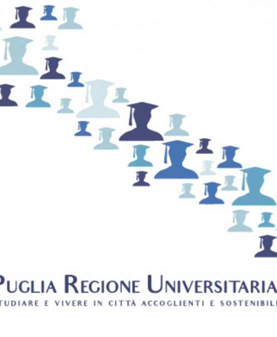 """Avviso pubblico per l'assegnazione di cinque borse di ricerca annuali presso le città universitarie nell'ambito del progetto """"Puglia Regione Universitaria: studiare e vivere in città accoglienti e sostenibili"""""""