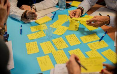 Avviso pubblico per l'organizzazione e la gestione di un workshop